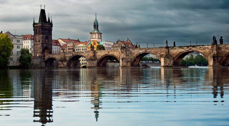 Обзорная пешеходная экскурсия по Праге