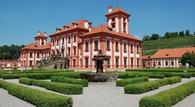 Троянский замок