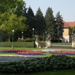 Пражский Град, Королевский сад и Олений ров