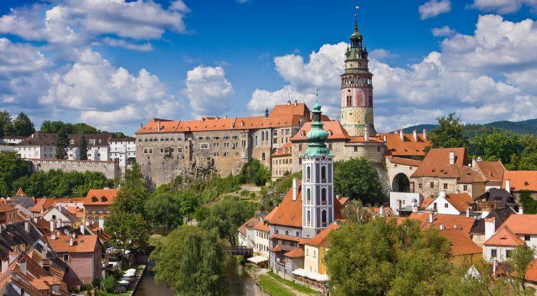 Чешски Крумлов (UNESCO)