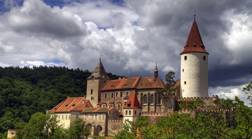 Замок Крживоклат (круглый год)