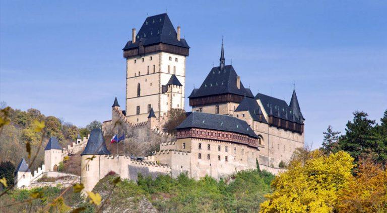 Замок Карлштейн (круглый год)