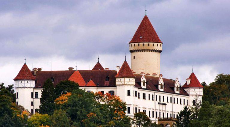 Замок Конопиште (с 01.04. по 31.10)